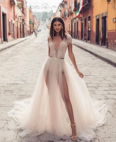 Short Sleeves V-Neck A-Line Appliques Beach Wedding Dress 2019 14031143 - Latest Wedding Dresses - Dresswe.Com robe dresses dresses beach dresses boho dresses lace dresses princess dresses vintage Red Wedding Dresses, Boho Wedding Dress, Bridal Dresses, Prom Dresses, Backless Wedding, Casual Dresses, Denim Dresses, Ceremony Dresses, Gorgeous Wedding Dress