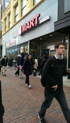H Mart Korean Eatery and Supermarket