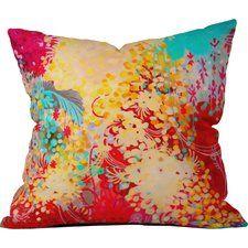 Syden Bohemian Indoor/Outdoor Throw Pillow