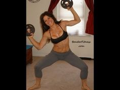 Melissa Bender Fitness: Standing 10 Minute Ab Workout Real Time: Melissa Bender