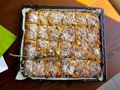 Cinnamon Streusel Coffee Cake Recipe #FoodRepublic