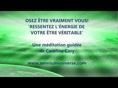 ▶ Méditation guidée pour 'Ressentir l'Énergie de votre Être véritable' - YouTube