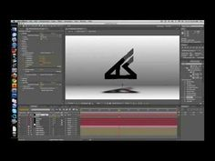 After Effects Tutorial: Advanced 3D Text Intro - YouTube