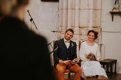 Un Mariage En Automne En Bourgogne Au Domaine Du Bouloy - A Découvrir Sur Le Blog Mariage Www.lamarieeauxpiedsnus.com - Photos : Benjamin Le Du | La Mariee Aux Pieds Nus