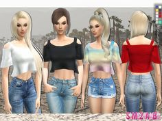 Lana CC Finds - Created By sims2fanbg 137 - Top Created for: The...