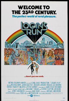 Logan's Run (1976, Michael Anderson) o el mito de la caverna en versión futurista
