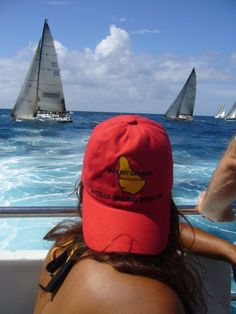 Baseball hats and sailing