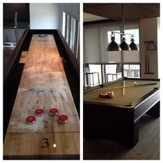 Come take a tour at Crescent Ninth Street today and challenge one of your friends to a game of pool or shuffleboard in our brand new game room!!