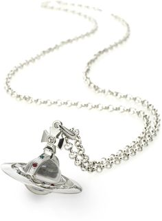 Vivienne Westwood & Anglomania Vivienne Westwood Small Orb Pendant