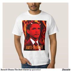 Barack Obama The Anti-Christ