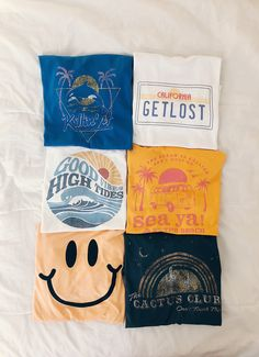 Vintage Fashion Our newest collection of beach style graphic tees! With distressed, vintage style prints, these are your new go-to beach day essentials. With each purchase, we donate of profits to Ocean Conservancy. Vintage Outfits, Vintage Fashion, Feminine Fashion, Beach Fashion, Fashion 2018, Grunge Fashion, Fashion Fall, Feminine Style, Vintage Clothing