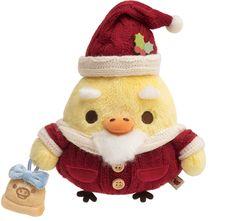 Kiiroitori Yellow Chick Plush Doll Sweet Christmas San-X Japan 2019 Limit Plush Dolls, Doll Toys, Rilakkuma Plush, Dog Backpack, Kawaii Gifts, Little Duck, Sanrio Characters, Little Twin Stars, Plush Animals