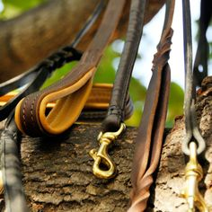 Leather Dog Collars Leashes by Dean & Tyler | MONOQI