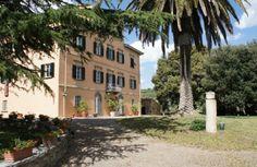 Campiglia Marittima , Livorno: Repräsentative Villa in der Toskana