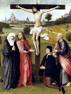 Картины Иеронима Босха | Искусство- зеркало истории