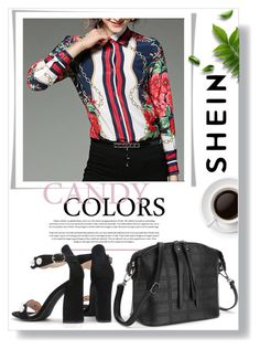 """""""SheIn 8"""" by melissa995 ❤ liked on Polyvore"""
