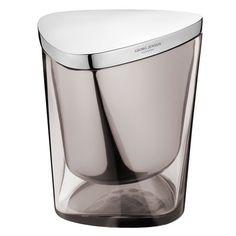 Ccocktail set ice bucket / Helle Damkjær for Georg Jensen Design Process, Tool Design, Le Manoosh, Kitchenware, Tableware, Mobile Design, Design Reference, Montreal Canada, Industrial Design