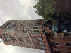 Torun   Statue of Nicolaus Copernicus