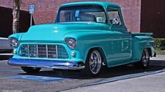 55 Chevy Apache...want...want...want!