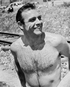 Sean Connery~he could be 300 yrs old and still be a stud!