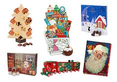 Get the countdown to Christmas off to a delicious start with our pick of the best edible Advent calendars for 2014.
