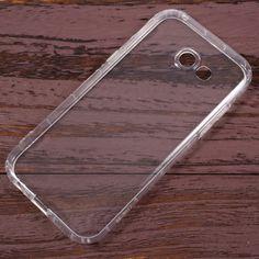 Coque Samsung Galaxy A5 2017 Silicone Transparent
