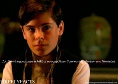 """shewhohangsoutincemeteries:  FireflyFacts 6/98 