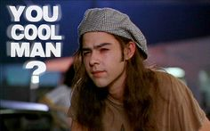 First he was in Dazed and Confused. Then Empire Records. and for awhile CSI Miami. Slater Dazed And Confused, Dazed And Confused Quotes, Dazed And Confused Characters, Hot Hollywood Actors, Rory Cochrane, Empire Records, Tv Show Music, Film Books, Today Show