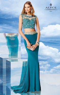 Alyce Paris 6476 Dress - MissesDressy.com. Prom Dresses BlueProm Dresses  2016Formal DressesEvening DressesPretty DressesBeaded ... 89d0145e40e9