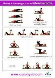 """Résultat de recherche d'images pour """"pilates magic circle exercises"""""""