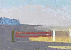 "John Evans art presented by sgfa | sue greenwood fine art ""Beach Volleyball"""