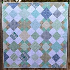 Drift Away Quilt Kit by Melissa CoryFeatured in Quilt-it Today September/October 2014 issue Quilt Inspiration, Evie Quilt, Quilt Design, Quilt It Today