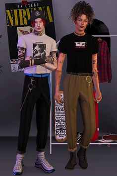 Lana cc finds - plush casual essentials collection clothing - male t-a- The Sims 4 Pc, Sims 4 Cas, Sims Cc, Sims 4 Men Clothing, Sims 4 Male Clothes, Sims 4 Game Mods, Sims Mods, Maxis, Boy Outfits