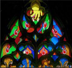 五旬節教堂:讓 - 米歇爾·Alberola - 多米尼克Duchemin(主玻璃藝術家)