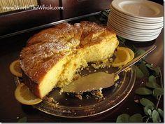 Namibia Sunset Orange Blossom Cake - Worth The Whisk - I Cook Different