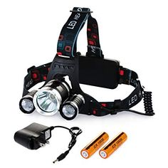 Coast HL10 Focusing Head Torch Flashlight Fishing Hunting Hiking Lamp Light