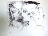 Szász Endre - grafikák - Koller Galéria Drawings, Artist, Sketches, Draw, Drawing, Amen, Pictures, Paintings, Artists