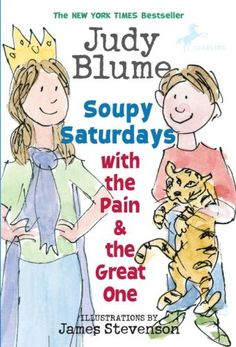 Soupy Saturdays with the Pain and the Great One - Teaching 3rd graders how to make predictions based on character relationships - www.readworks.org