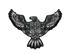Custom tattoo design of a Celtic style raven. Celtic Raven Tattoo, Custom Tattoo, Symbolic Tattoos, Cool Tattoos, Art Drawings, Tattoo Designs, Lion Sculpture, Sketches, Deviantart
