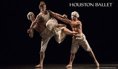 Modern Masters will feature Sechs Tanze. See it live at Wortham Theater Center May 22- June 1, 2014.