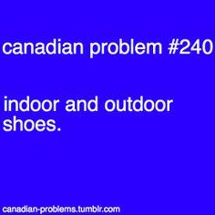 Canadian Problem - ah elementary school