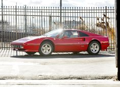 This 1987 #Ferrari 328 #GTS will be featured at #TheScottsdaleAuction , you can get pre-approved for auction by applying online with Premier. Visit www.pfsllc.com and get on the #road (Image Source: bonhams.com Lot #105)