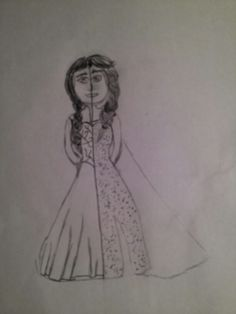 Assignment 1 half anna half elsa sorry it isnt very good, and that it is late