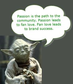 Yoda is so smart! Marketing Professional, Community Manager, Social Media Marketing, Storytelling, Management, Fun Things, Fandom, Advice, Socialism