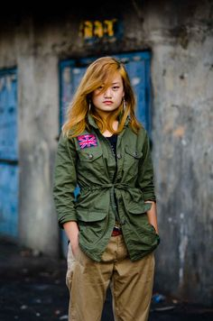 Lidowe, Dimapur | 30 Incredibly Chic Street-Style Photos From India