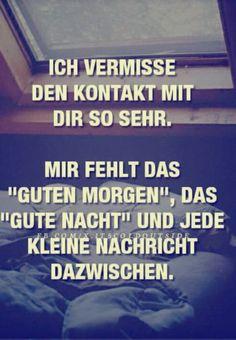 """Das """"gute morgen"""" und """"gute Nacht""""...:("""