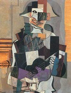 Pablo-Picasso-Arlequin--1918--163702