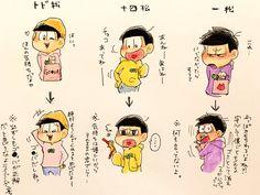 埋め込み Osomatsu San Doujinshi, Ichimatsu, Comics, Drawings, Anime, Sketches, Cartoon Movies, Cartoons, Anime Music