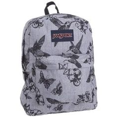 Just bought this bookbag about a month ago. Cute Jansport Backpacks, Jansport Superbreak Backpack, Cool Backpacks, Sock Shoes, Backpack Bags, Purses And Bags, Book Bags, Small Book, Unisex