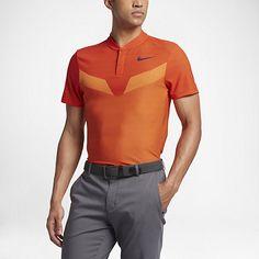 Nike Zonal Cooling Herren-Golf-Poloshirt in schmaler Passform